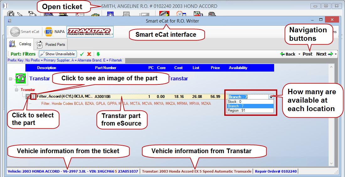 Transtar Transmission Parts >> Transtar